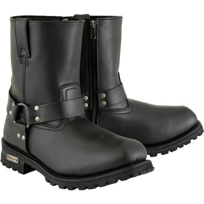 Motorcycle Boots Size 9 men's
