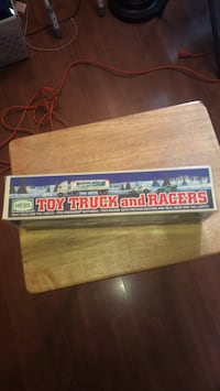 Hess Toy Truck 1997
