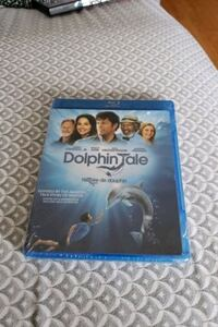 Dolphin Tale in Blu-ray brand new unopened