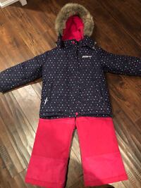 Gusti snowsuit for girls -Size 4/5 Vaughan, L4H 0W7