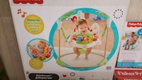 Fisher price rain forest jumperoo  Beaumont, 92223