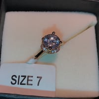 rose gold diamond ring Bradford West Gwillimbury, L3Z