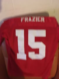 Tommie Frazier Jersey  Lincoln, 68503
