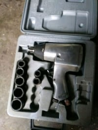gray and black air impact wrench Sacramento