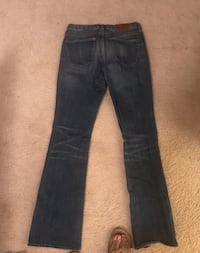 Madewell and Lucky brand jeans (size 26/2)  31 km