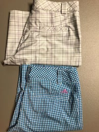 Set of 2 shorts size 4 women's! Great conditions-high quality!