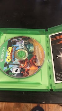 Crash bandicoot 3games Xbox one  Washington, 20002
