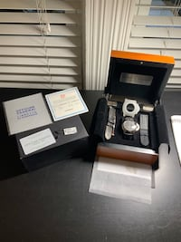 REDUCED Panerai Luminor 1950 3 Days GMT Automatic Washington, 20009
