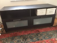 Brimnes IKEA TV Stand w/ 2 drawers