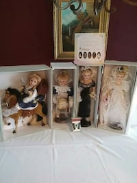 The Butterfly Kisses Collection of Porcelain Doll  Ocala, 34471
