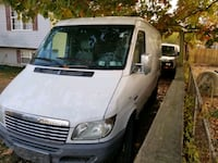 "2005 Dodge Sprinter Van 2500 118"" W.B. Baltimore"