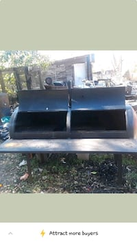 black and gray outdoor grill Mobile, 36603
