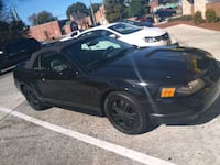 2002 Ford Mustang Washington