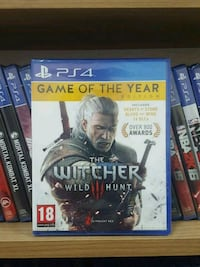 The Witcher 3 Game Of The Year Edition Ps4 8410 km