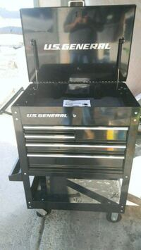 Tool Cart 5 drawers $150 today only Henderson, 89014