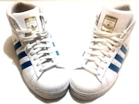 Adidas women's pro model high tops like new  Des Plaines, 60016