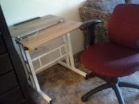 Computer table & chair (combo) Coquitlam