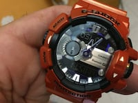 Casio G-Shock GBA-400-4BER BLUETOOTH Originale Nuovo Napoli, 80126