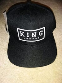 NEW KING Branded Snapback Hat    539 km