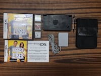 Nintendo DSi with 3 DS games and accessories New York, 10029