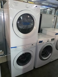 Frigidaire front load washer and dryer set working perfectly Baltimore, 21223