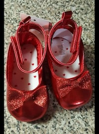 CARTER'S BABY SHOES NEW WITH TAGS SIZE 3-6mos  Lynwood, 90262