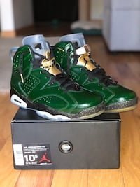 Air Jordan Champagne 6's Youngstown, 44505