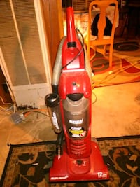 red and gray upright vacuum cleaner Crestview, 32536