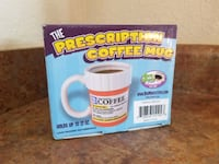 Coffee mug In box Albuquerque, 87114