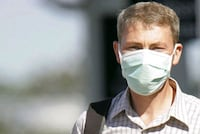 Protect against CORONAVIRUS with ANTIMICROBIAL MASK for all purposes Toronto, M8V 3G5