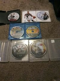 7 Ps3 Games Houston, 77051