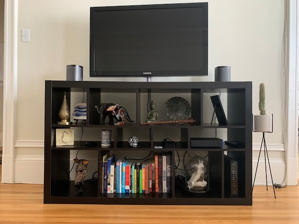 Ikea Expedit Bookcase Tv Stand
