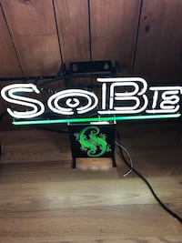 SOBE NEON LIGHT WORKS LIGHTS UP Windham, 03087