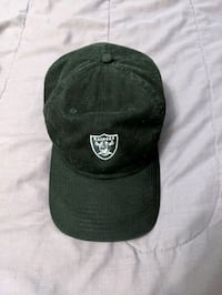 Oakland Raiders Strapback Hat Vaughan, L4H 2T7