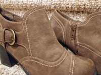 New Natural Soul Boot  Women's Size 7.5  Bootie by Woodbridge, 22193