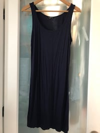 As new ~ le chateau dress ~ navy ~ size large