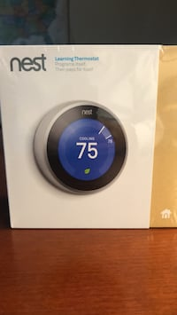 Nest Learning Thermostat Washington, 20008