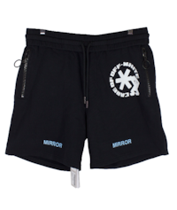 Off-white Black Care Off Shorts