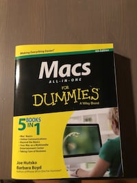 Mac for dummies Chicago, 60655