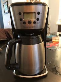 Black and Decker Coffee Maker  Surrey, V4N 5Y4