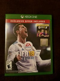 FIFA 18 FOR XBOX ONE Albuquerque, 87114