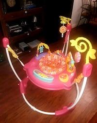 Fisher-Price Pink Petals Jumperoo Rancho Cucamonga, 91730