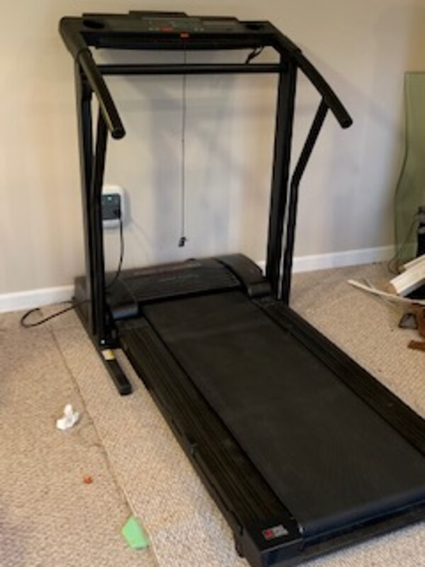 Used Pro Form J6 Folding Incline Treadmill For In Freehold Letgo