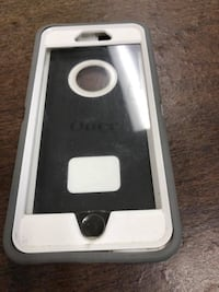 White and black otterbox for iPhone 6 Plus  Ebensburg, 15931
