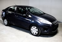 2013 Ford Fiesta 4dr Sdn S Houston