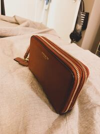 COACH BROWN WALLET WRISTLET Toronto, M8Y 4G9