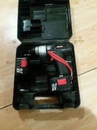 black and red cordless power drill Moline