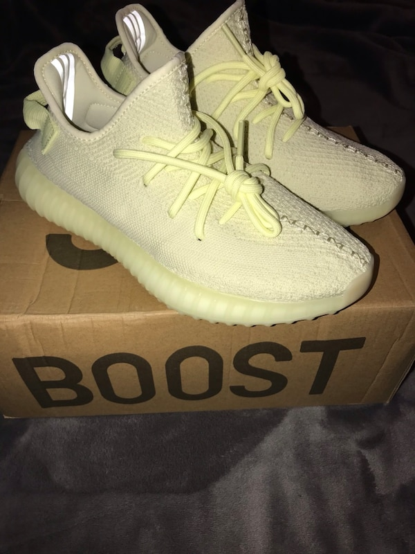 san francisco bb4d9 bb25f Adidas Yeezy Boost 350 V2 Butter