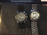 two round silver-colored analog watches Hamilton, L8L 2J2