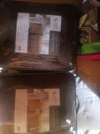 King and Queen down blankets. 40 for pair 20 piece Williamsport, 21795